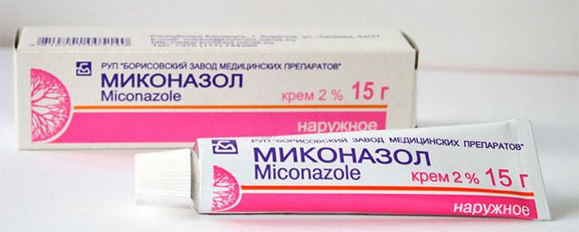 крем с Миконазолом