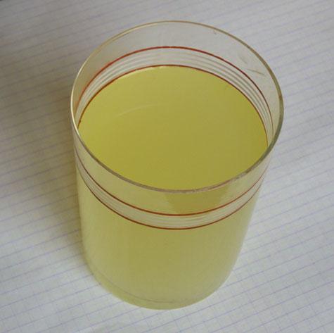 молочная сыворотка из-под простоквашы