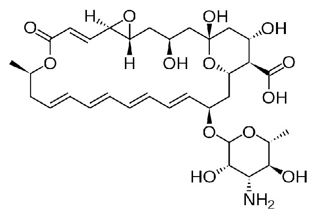 химическая формула натамицина