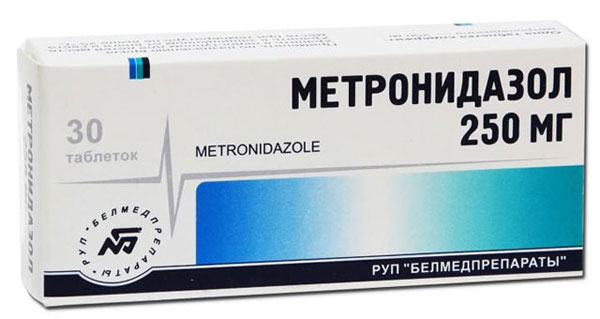 Метронидазол для профилактики молочницы thumbnail