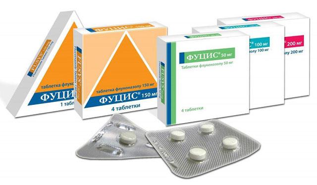 лекарственный препарат фуцис